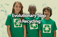 Evolutionary Step in Recycling